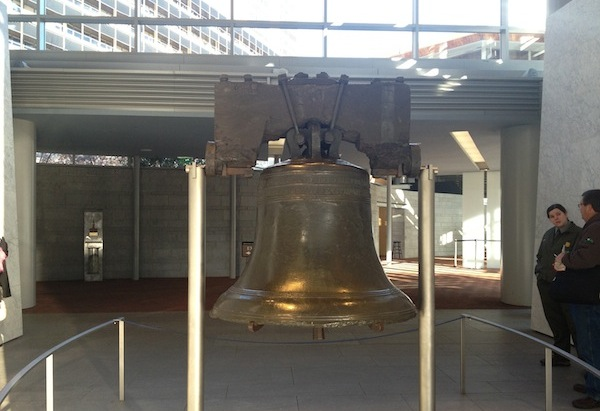 Liberty Bell, Philadelphia