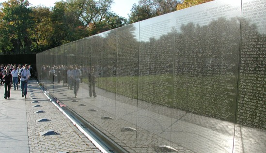 Vietnam Veterans Memorial, Washington DC