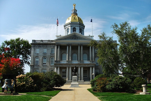 New Hampshire State House, NH