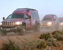 Tour in jeep al Red Rock Canyon